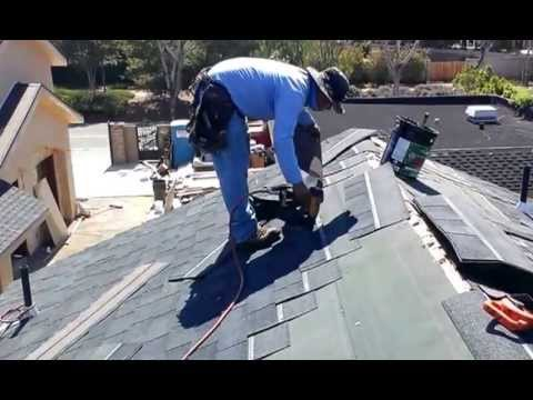 You think you're a fast roofer?watch this!!(2)