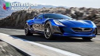 Sale a la venta el Rimac Concept One, el automóvil más rápido del mundo