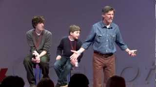 On Travelling and How to Just DO IT: JD, Jackson, and Buck Lewis at TEDxCharlotte