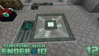 Minecraft | ENDER IO | Automated Mob Spawner Farm | 1 7 10 /1 10 2