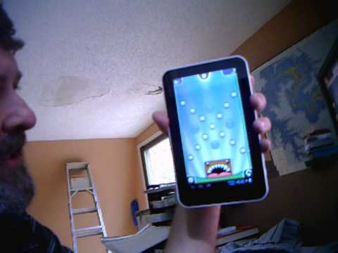 Pogz2 Beta running on an el-cheapo Android tablet
