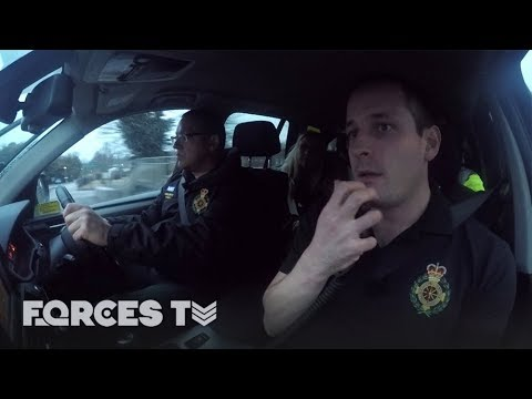 The Military Helping The NHS Respond To Emergencies | Forces TV