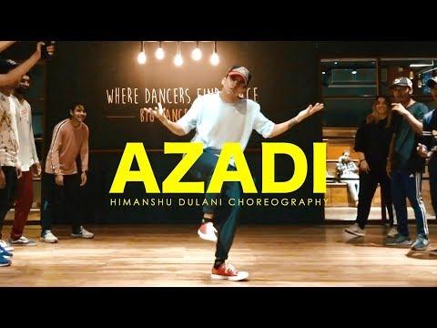 Xxx Mp4 Azadi Gully Boy Divine Himanshu Dulani Dance Choreography 3gp Sex