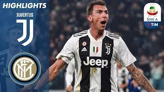 Juventus 1-0 Inter   Mandžukić porta la Juve alla vittoria con un gol di testa   Serie A