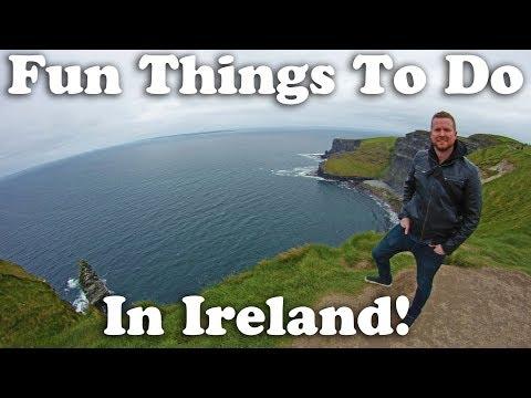 Dirt Cheap - Ireland (Dublin, Belfast and Cliffs of Moher)