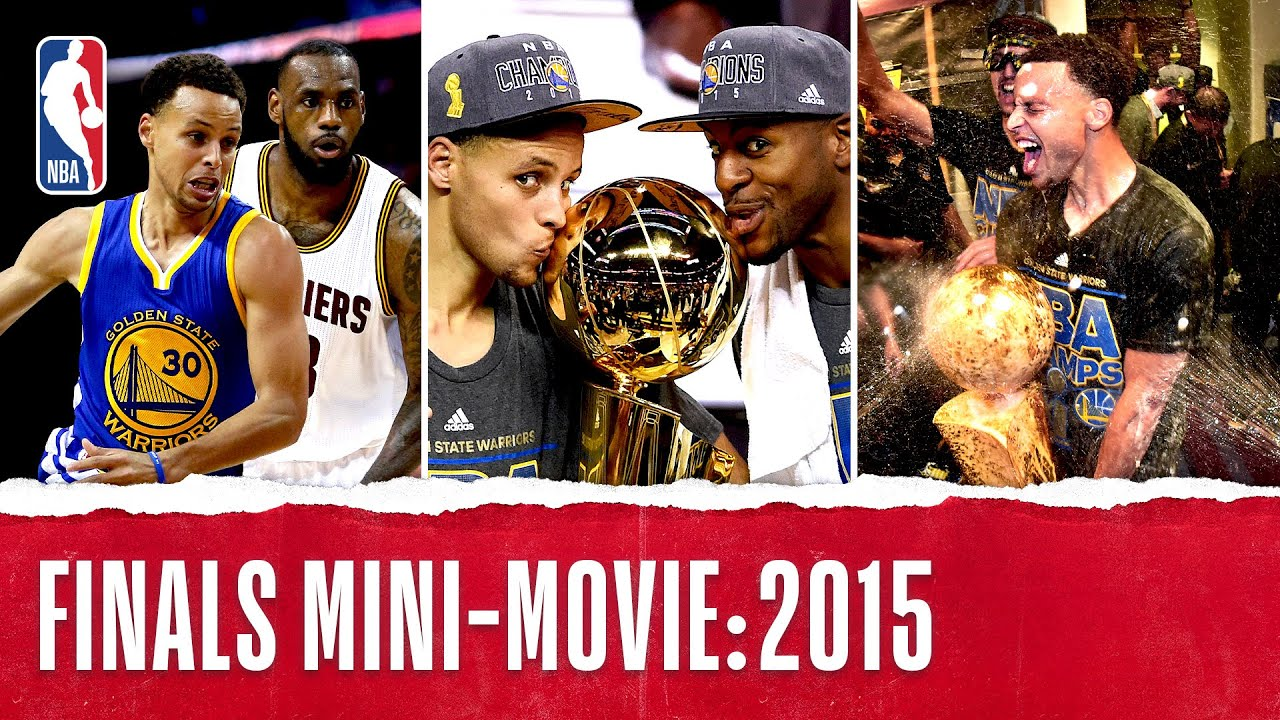 2015 NBA Finals FULL Mini-Movie   Warriors Capture First Title In 40 Years
