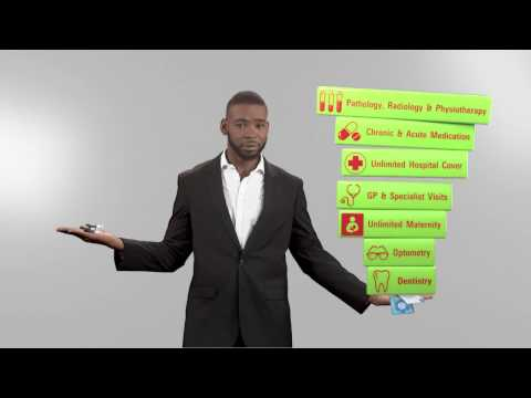 TV Commercial: Selfmed Medical Aid