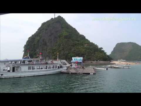 Ha Long bay, Ha Long tours from Hai Phong