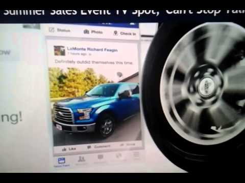 Ford Summer Sales Event Neon Trees Commercial
