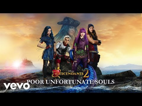 China Anne McClain - Poor Unfortunate Souls (From