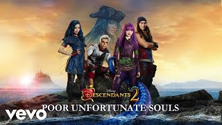 "China Anne McClain - Poor Unfortunate Souls (From ""Descendants 2""/Audio Only)"