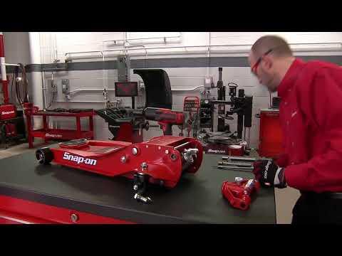 Snap-on Floor Jack 3328 Rebuild and Repair | Snap-on Tools
