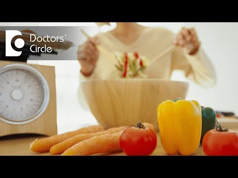 Vegetarian diet plan to gain weight - Ms. Sushma Jaiswal