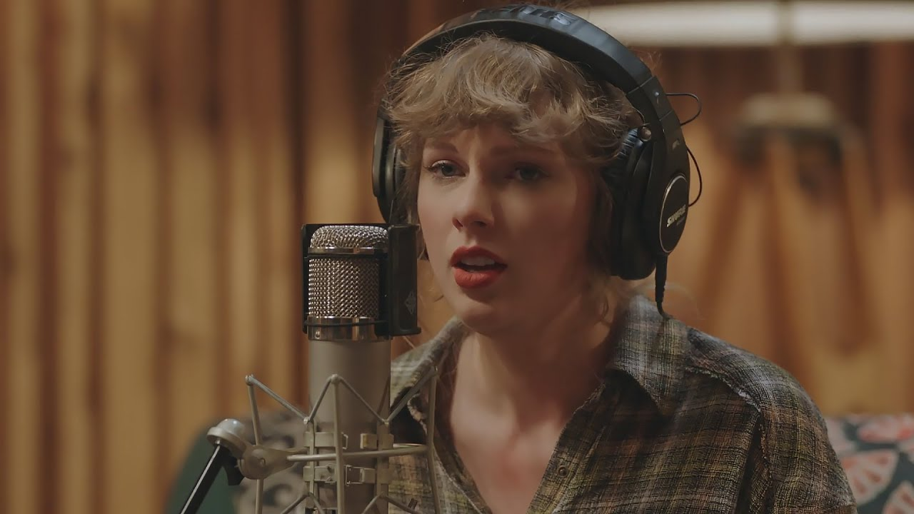 Taylor Swift - this is me trying (folklore: the long pond studio sessions)