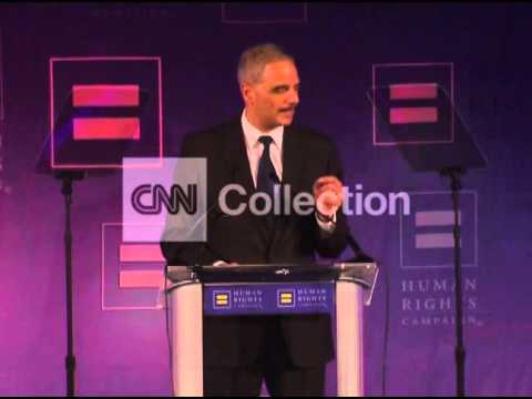 NY:HOLDER SAME-SEX MARRIAGE - NEW POLICY