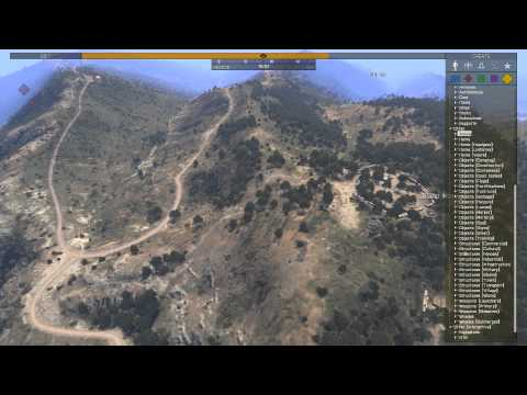 Arma 3, Zeus - Tutorial - Helicopter landing, helicopter fire mission, Roleplay & Air drops