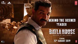 Recreating Batla House - Teaser   John Abraham, Mrunal Thakur, Nikkhil Advani  Releasing 15th August