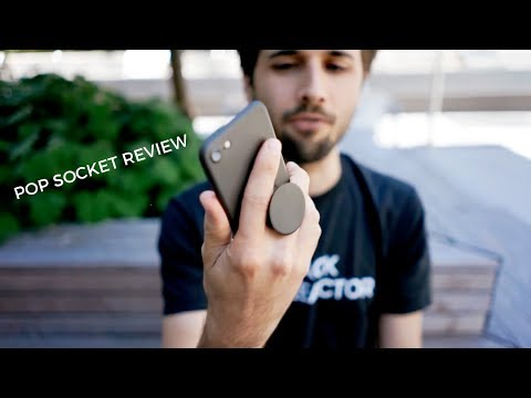 Pop Socket Review - The Most Useful Accessory Ever?