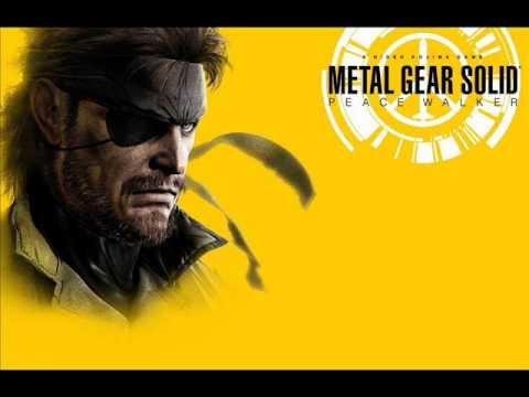 Metal Gear Solid Peace Walker OST - Peace Walker Theme (Extended)
