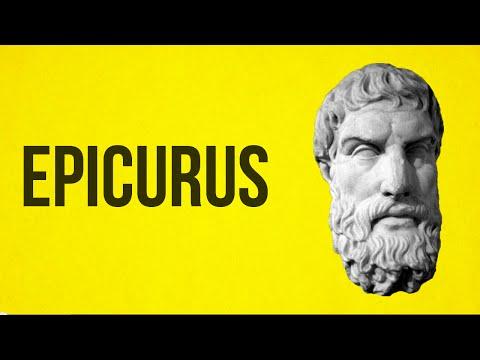 PHILOSOPHY - Epicurus