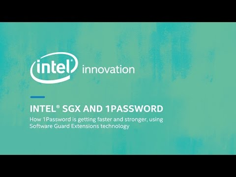 Using Intel's SGX to keep secrets even safer