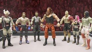 Braun Strowman battles Mattel