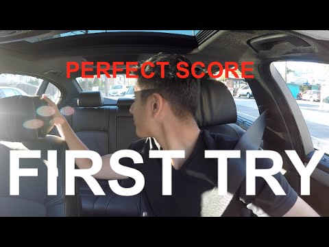 HOW TO PASS YOUR ROAD TEST! (Pt. 1) (EASIEST WAY)