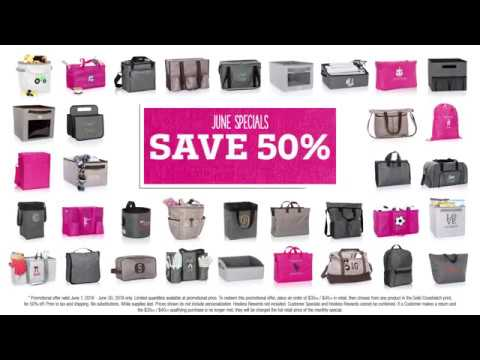 Thirty-One Gifts June 2018 Customer Special