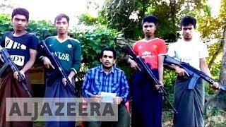 Arakan Rohingya Salvation Army calls for armed struggle