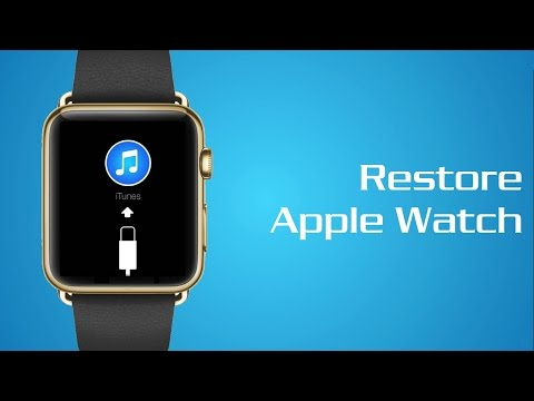 Forgot Passcode Apple Watch - FIX (How to Restore Apple Watch) [Without iTunes/iPhone]