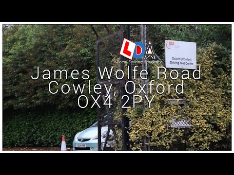 Oxford Driving Test Centre