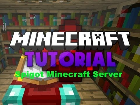 How to make a Minecraft Spigot Server (Mac) 1.10