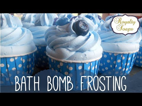 Tutorial : Bath Cupcake Frosting | Royalty Soaps
