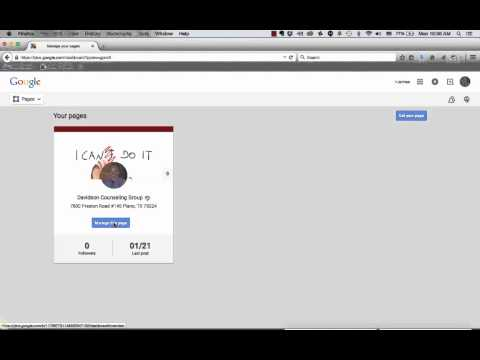 How to Change Your Address in Google Local