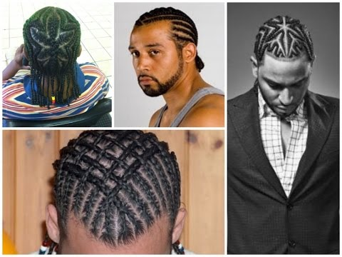30 Cool Black Men Hairstyles | Braid Hairstyles