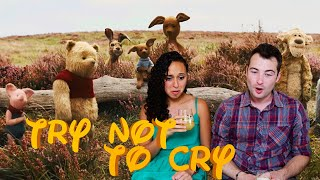 Christopher Robin Trailer Reaction (TRY NOT TO CRY)
