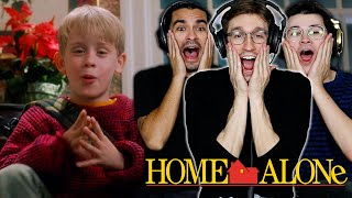 Watching *HOME ALONE* With The Boys (ft. Pretty Much It)