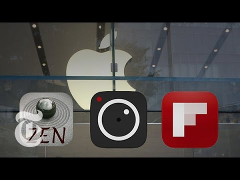 Must-Haves for iOS 8 | App Smart | The New York Times