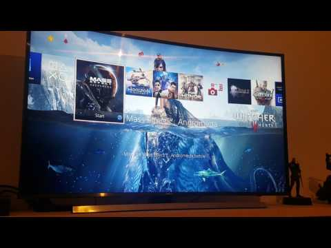 Samsung Curved TV UE55JU7500 Screen Flicker problem