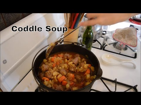 Coddle soup | 4 Corner pantry challenge