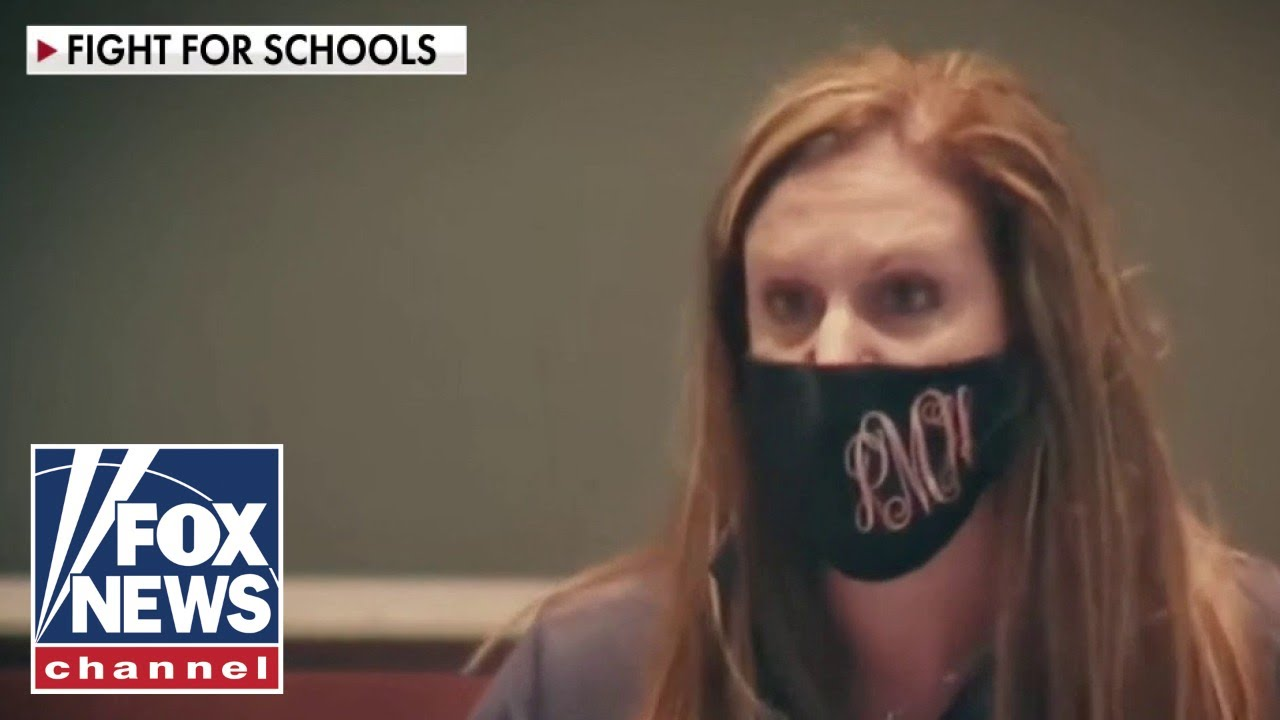 Parents fed up with critical race theory are trying to oust school board members