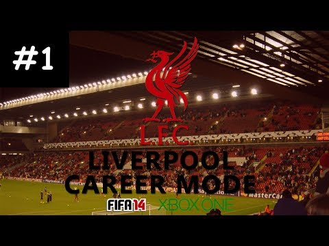 FIFA 14: Liverpool Career Mode - Youth Academy Project | Episode #1 - Building The Next Generation