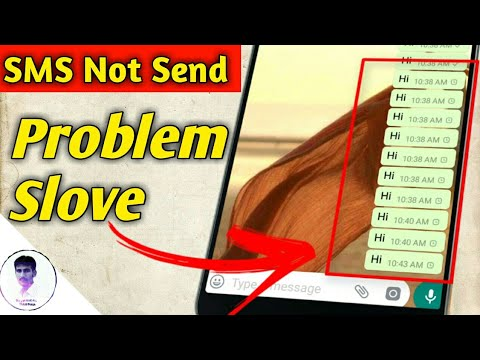 How To Fix whatsaap Message Not Send Problem Solve