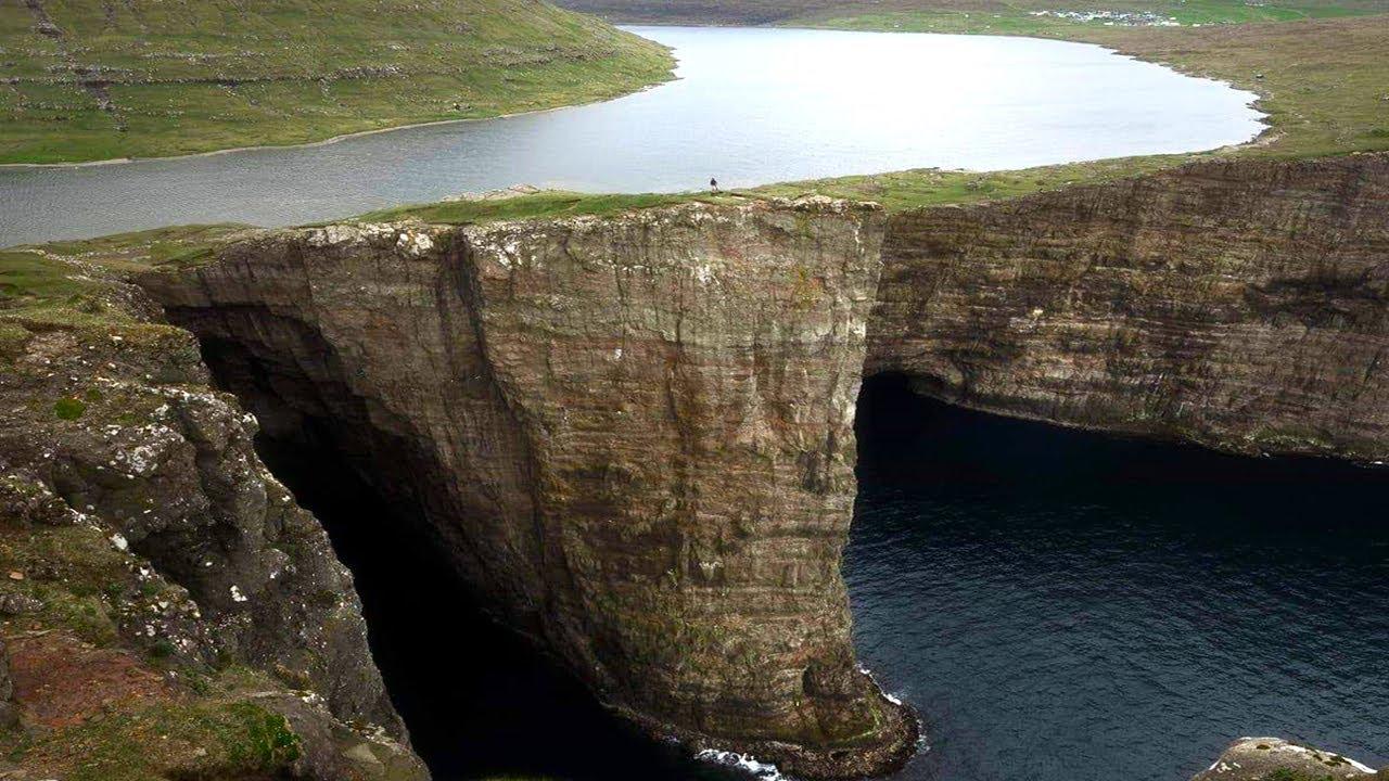 This 'Flying' Lake Hides a Dark Secret
