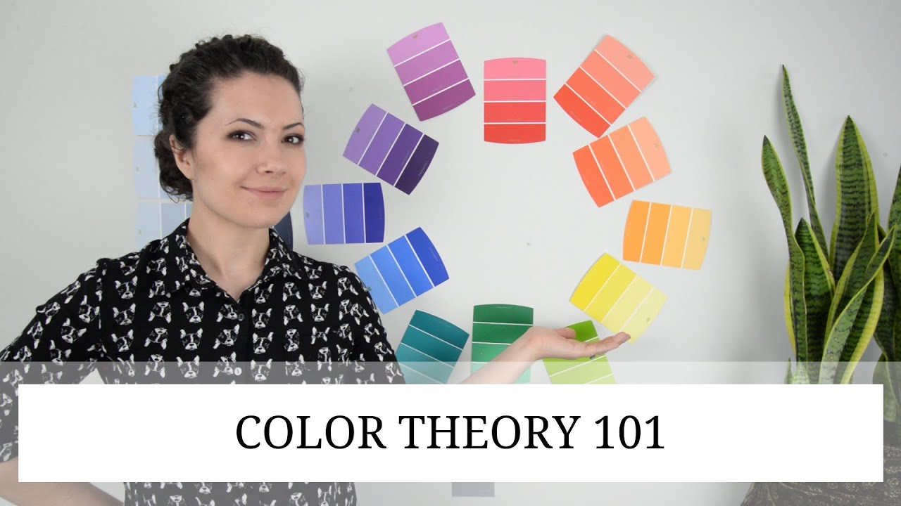 WHICH PAINT COLOR IS BEST FOR A HOME? | Color Theory 101