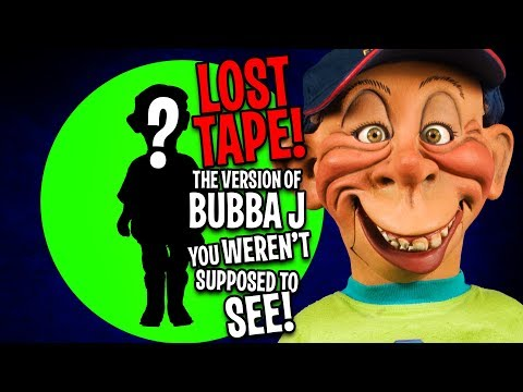 LOST TAPE: The Bubba J you WEREN'T supposed to see! | JEFF DUNHAM