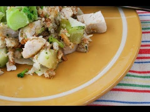 Broccoli-Chicken Casserole