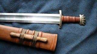 Making of a Viking Sword - Petersen type O Sword