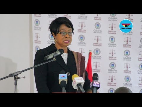 Chief Justice calls for dynamism in Ghana's judicial system