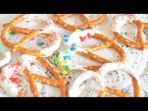 Make Tasty Chocolate Dipped Pretzels - DIY Food & Drinks - Guidecentral